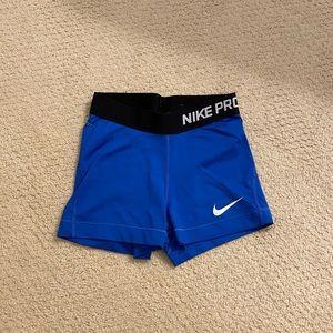 """Nike Pros (3"""")"""